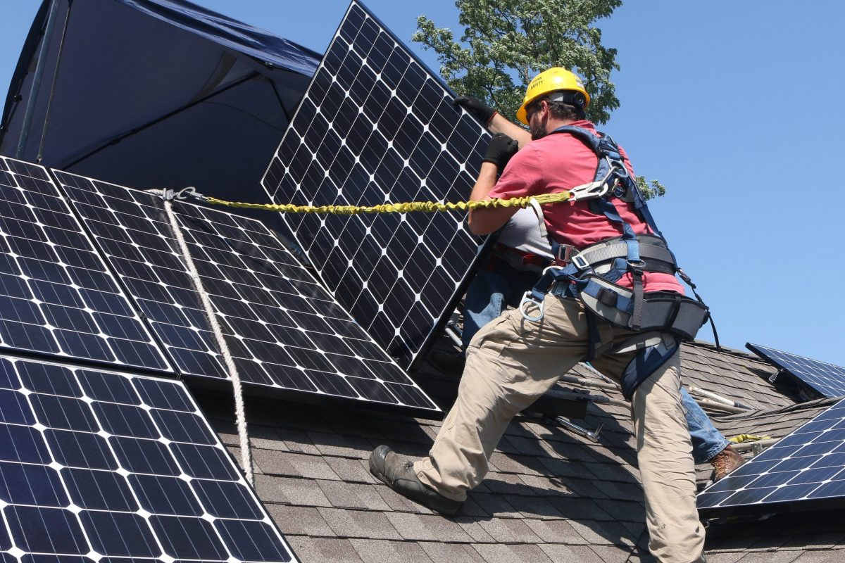 Solar Panels Are The Next Big Thing